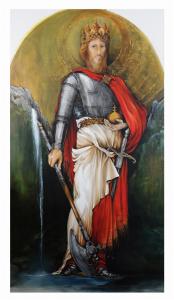 Szent László oltárkép, Mórahalom